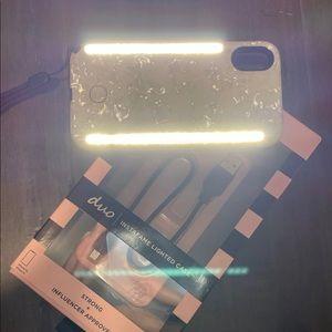 Lumee case iphone xs